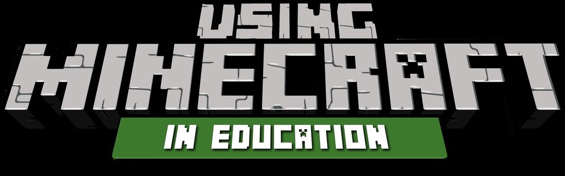 Minecraft education logo