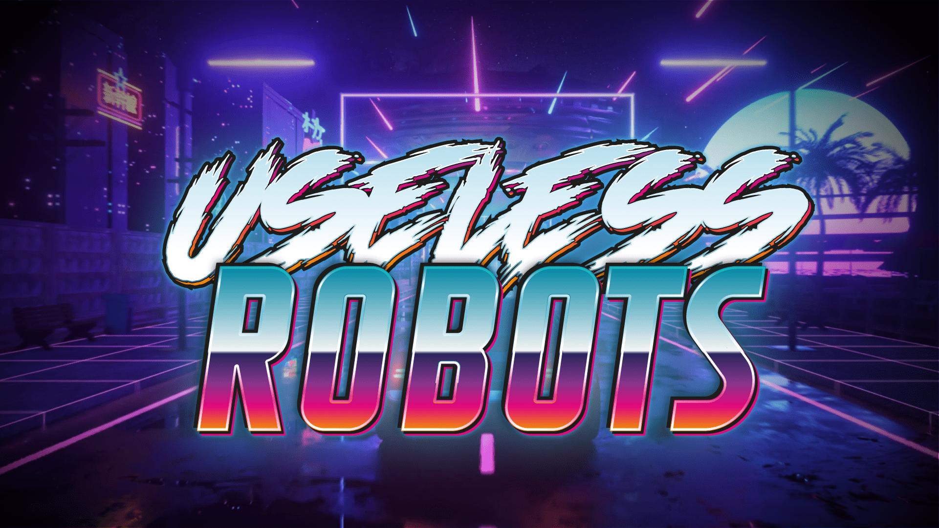 Useless Robots Logo