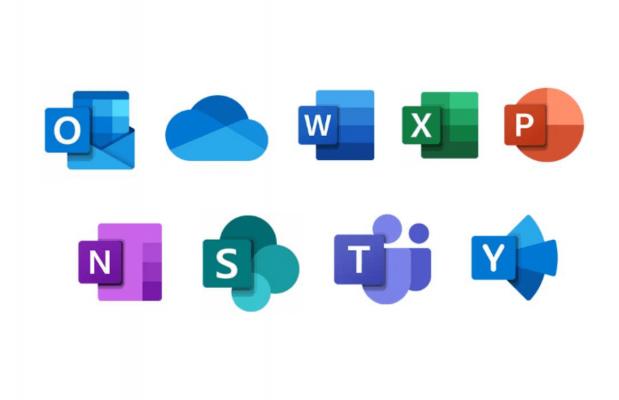 Microsoft ikoner